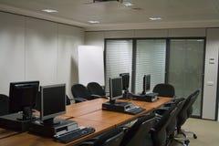 δωμάτιο υπολογιστών Στοκ φωτογραφία με δικαίωμα ελεύθερης χρήσης
