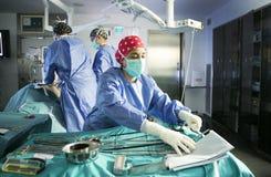 Δωμάτιο 004 χειρουργικών επεμβάσεων Στοκ φωτογραφία με δικαίωμα ελεύθερης χρήσης