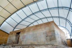Δωμάτιο λύτρων σε Cajamarca, Περού Στοκ Φωτογραφίες