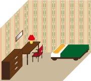 δωμάτιο Στοκ Φωτογραφίες