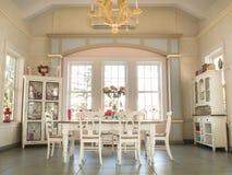 Δωμάτιο Dinning Στοκ Εικόνες