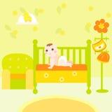 δωμάτιο eco μωρών Στοκ Εικόνα