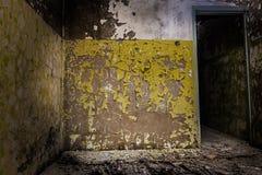 Δωμάτιο Grunge Στοκ Εικόνα