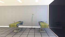 δωμάτιο insppection Στοκ Εικόνες