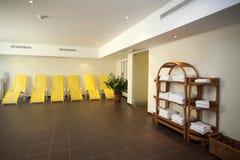 Δωμάτιο SPA στοκ φωτογραφία