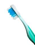 Δόντια βουρτσών Στοκ φωτογραφία με δικαίωμα ελεύθερης χρήσης