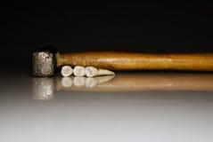 δόντια σφυριών στοκ φωτογραφίες με δικαίωμα ελεύθερης χρήσης