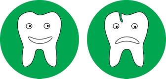 δόντια Στοκ Εικόνα