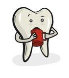 Δόντι στοκ φωτογραφία με δικαίωμα ελεύθερης χρήσης