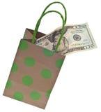 δόσιμο δώρων προϋπολογισ& Στοκ Εικόνα