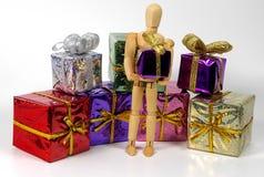 δόσιμο δώρων στοκ εικόνα με δικαίωμα ελεύθερης χρήσης