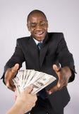 δόσιμο των χρημάτων στοκ εικόνες με δικαίωμα ελεύθερης χρήσης