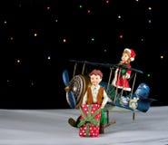 Δόσιμο Χριστουγέννων Στοκ Φωτογραφίες