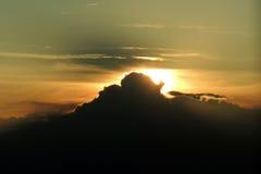 Δύναμη ουρανού Στοκ Εικόνες