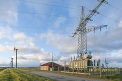 Δύναμη της ανατολής Frisia_wide Στοκ φωτογραφία με δικαίωμα ελεύθερης χρήσης