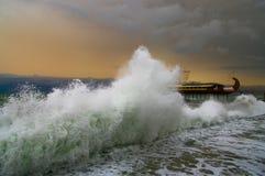 Δύναμη της θύελλας Στοκ Εικόνες