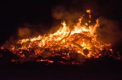 Δύναμη της πυρκαγιάς Στοκ Φωτογραφίες