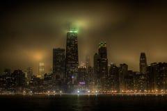 Δύναμη του Σικάγου Στοκ φωτογραφία με δικαίωμα ελεύθερης χρήσης
