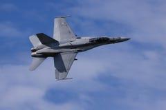 δύναμη Boeing φ αέρα 18 hornet Στοκ φωτογραφία με δικαίωμα ελεύθερης χρήσης