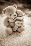 Δύο αντέχουν τις κούκλες Στοκ φωτογραφίες με δικαίωμα ελεύθερης χρήσης