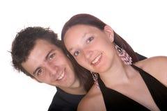 Δύο από μας στοκ εικόνα με δικαίωμα ελεύθερης χρήσης