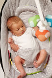 Δύο εβδομάδες ηλικίας νεογέννητων μωρών Στοκ Φωτογραφίες