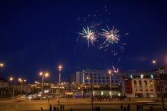Δύο εργασίες πυρκαγιάς του ίδιου τύπου Στοκ φωτογραφία με δικαίωμα ελεύθερης χρήσης