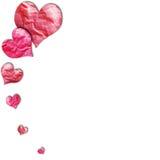 Δύο καρδιές στοκ φωτογραφίες