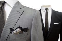 Δύο κοστούμια Στοκ εικόνα με δικαίωμα ελεύθερης χρήσης