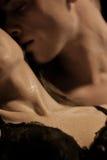 Δύο νέοι ερωτευμένοι Στοκ φωτογραφία με δικαίωμα ελεύθερης χρήσης