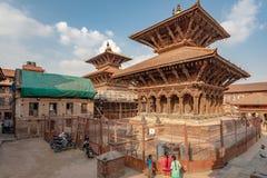 Δύο ναοί στην αναδημιουργία στοκ εικόνες με δικαίωμα ελεύθερης χρήσης
