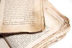 Δύο παλαιά βιβλία στοκ φωτογραφία με δικαίωμα ελεύθερης χρήσης