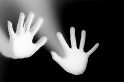 Δύο χέρια Στοκ Φωτογραφίες