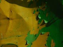 Δύο χρώματα του παλαιού χρώματος στοκ φωτογραφίες