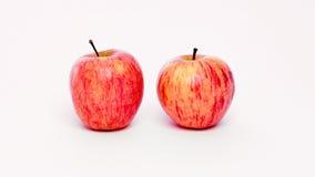Δύο appels Στοκ Φωτογραφία