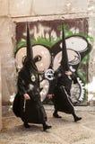 Δύο Penitents Στοκ Εικόνα