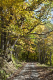 δύση της Βιρτζίνια φθινοπώρ&o Στοκ Εικόνες