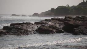 Δύσκολη ακτή στην Άκρα, Γκάνα απόθεμα βίντεο
