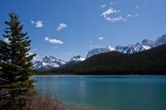 δύσκολη ηρεμία βουνών στοκ φωτογραφία με δικαίωμα ελεύθερης χρήσης