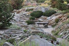 Δύσκολος κήπος Στοκ Φωτογραφία