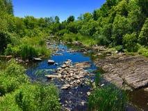 Δύσκολος ποταμός στο Μαίην στοκ εικόνες με δικαίωμα ελεύθερης χρήσης