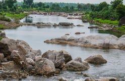 Δύσκολος ποταμός στοκ φωτογραφίες