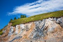 Δύσκολο Hill Altai, νότια Σιβηρία, Ρωσία στοκ εικόνες