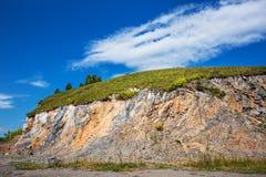 Δύσκολο Hill Altai, νότια Σιβηρία, Ρωσία στοκ φωτογραφίες