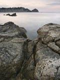 δύσκολο seascape στοκ εικόνες