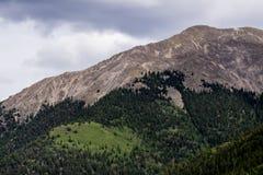 Δύσκολα βουνά ΑΜ princeton Κολοράντο Στοκ εικόνες με δικαίωμα ελεύθερης χρήσης