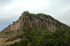 Δύσκολα βουνά στην επαρχία Syunik, Αρμενία, Hayastan Στοκ εικόνα με δικαίωμα ελεύθερης χρήσης