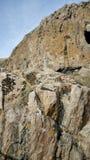 Δύσκολα βουνά στην περιοχή Kotayk Στοκ φωτογραφία με δικαίωμα ελεύθερης χρήσης