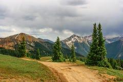 Δύσκολα βουνά στοκ φωτογραφία με δικαίωμα ελεύθερης χρήσης