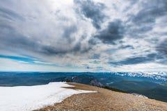 Δύσκολες θέες βουνού Στοκ εικόνες με δικαίωμα ελεύθερης χρήσης
